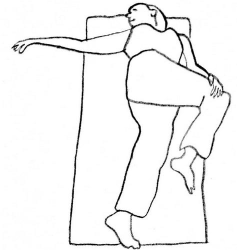 """Estiramiento espinal para fortalecer el """"músculo del alma"""""""