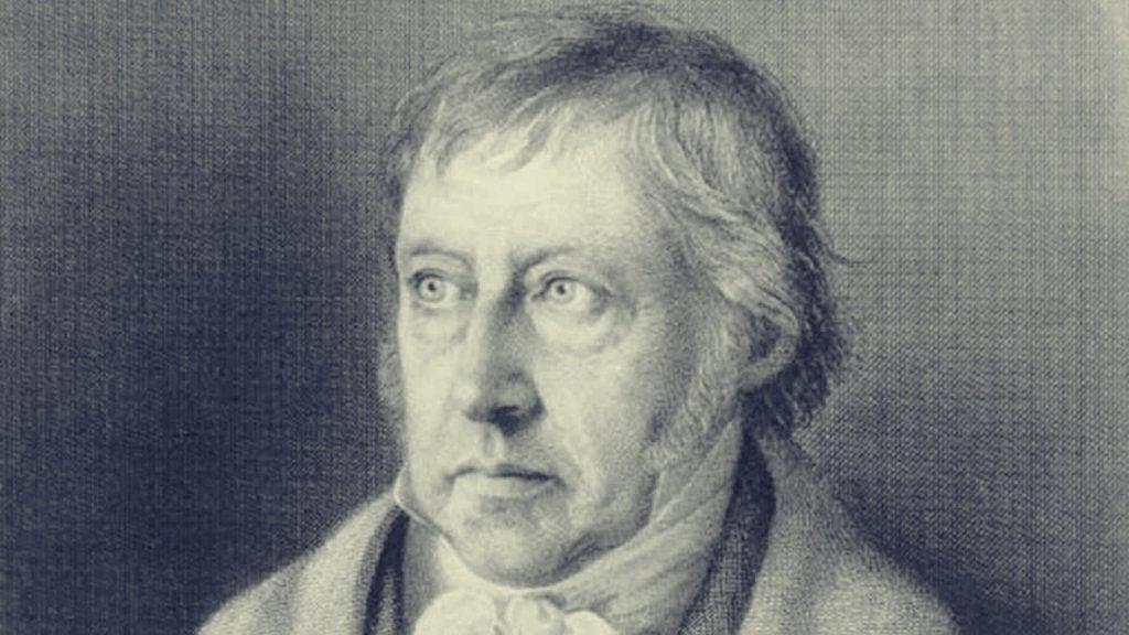 Hegel y su dialéctica del amo y el esclavo
