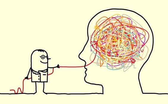La defusión cognitiva nos ayuda a lidiar con pensamientos indeseados