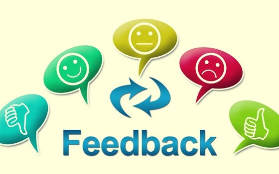 símbolos del feedback