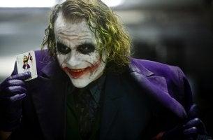 Joker para representar a un sociópata