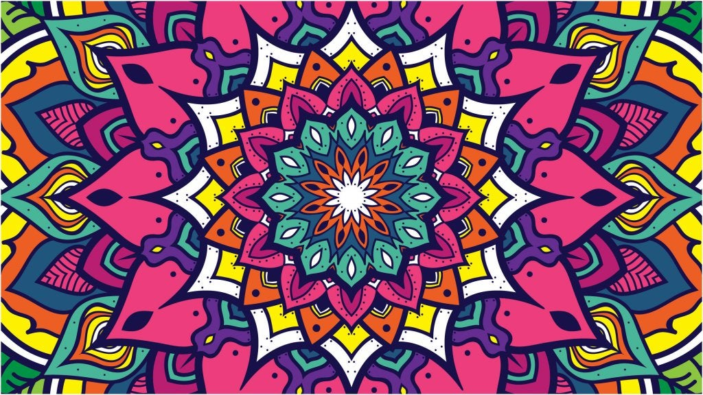 Mandalas: 5 beneficios
