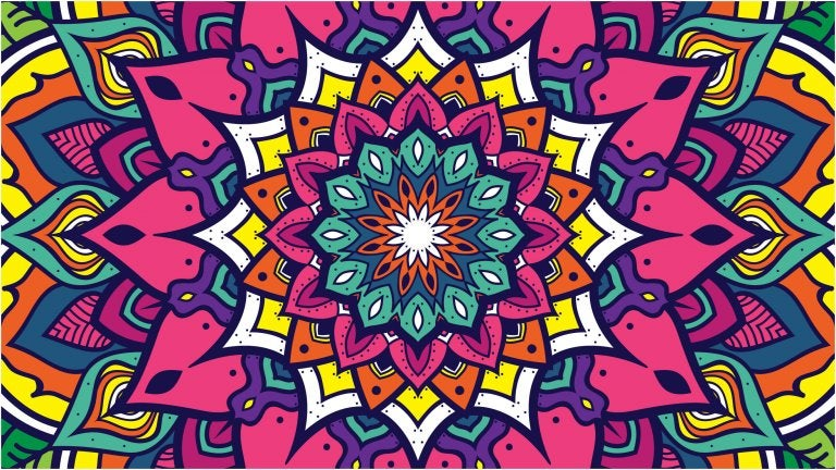 Mandalas: 5 beneficios