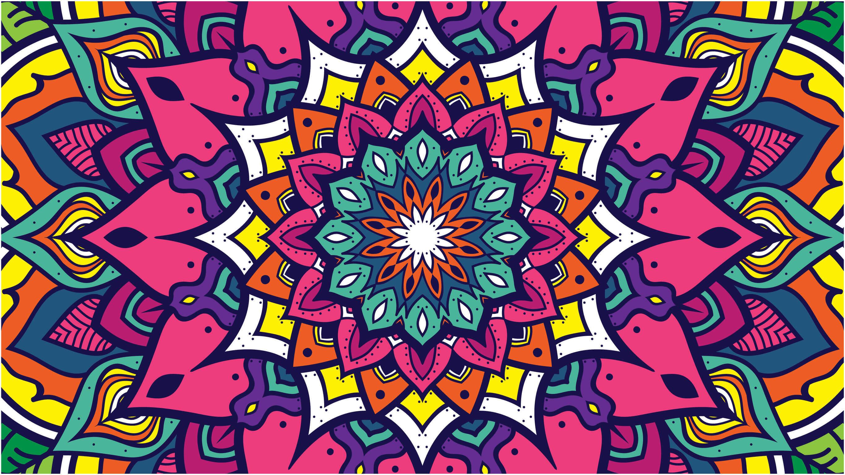 Mandalas 5 beneficios la mente es maravillosa - Mandalas en colores ...