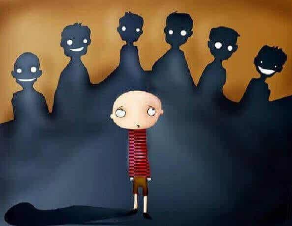 La herida emocional del acoso escolar en la víctima y la familia