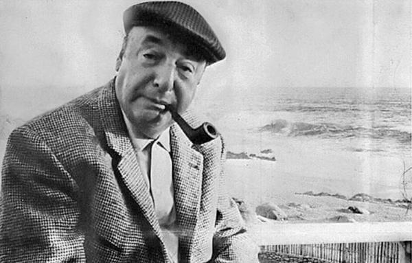 Neruda y su poema el silencio