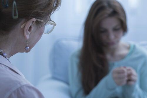 Paciente preocupada
