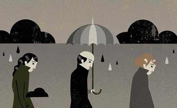 Síntomas de depresión: cuando el cuerpo y la mente no pueden con el alma