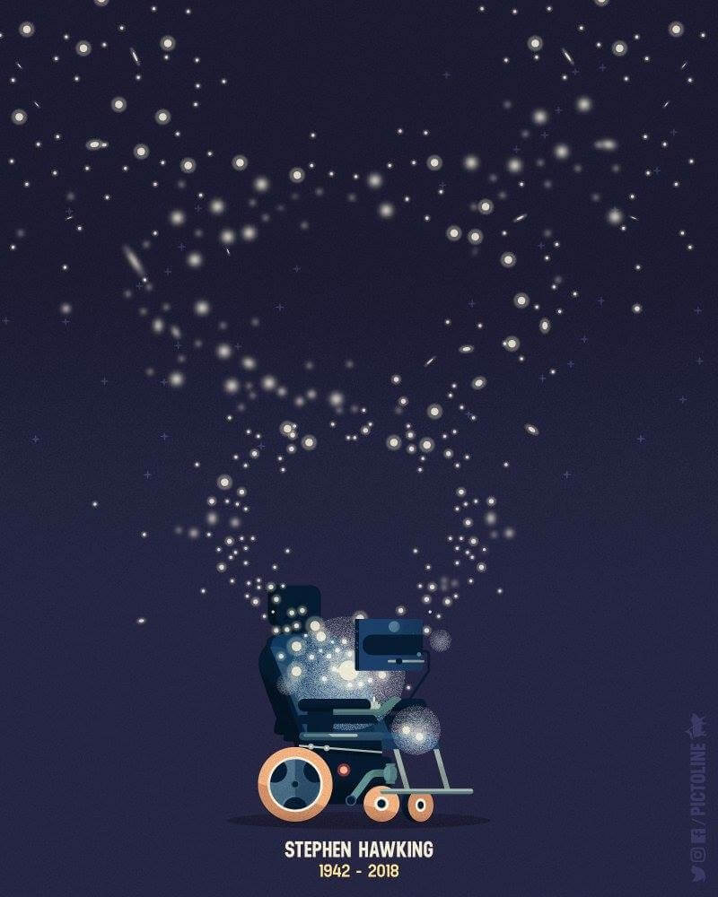 Silla de Stephen Hawking