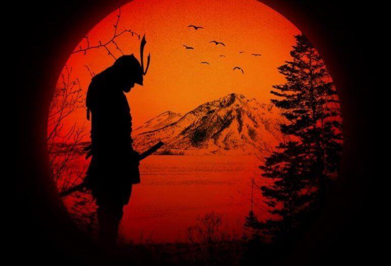 Sombra de samurái