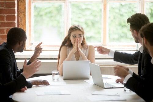 Los cuatro conflictos más comunes en el trabajo