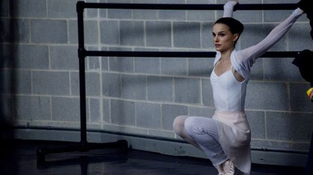 Bailarina entrando