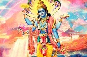 dios simbolizando los proverbios hindúes