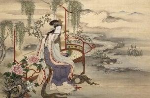 Ilustración oriental