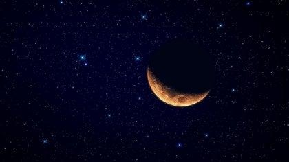 Luna menguante