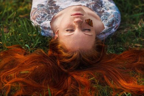 Personas introvertidas, tan hermosas como una puesta de sol