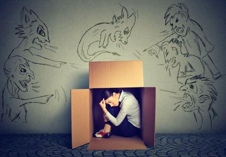 Cómo superar el miedo a ser criticado