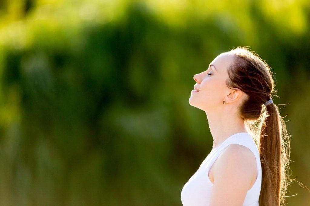 Tres ejercicios de respiración para relajarse