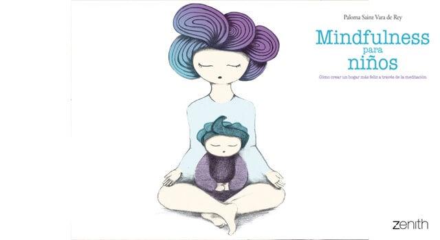 Portada del libro Mindfulness para niños