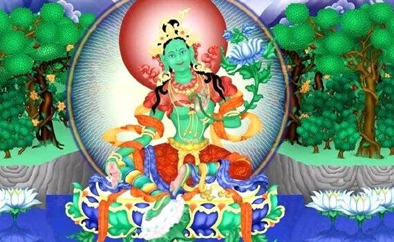 El mantra de la tara verde: una práctica liberadora