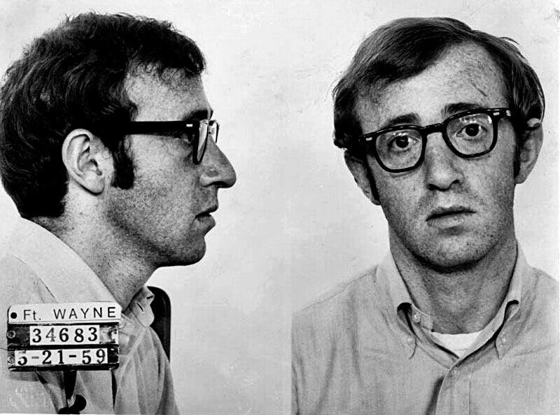 Woody Allen prisión