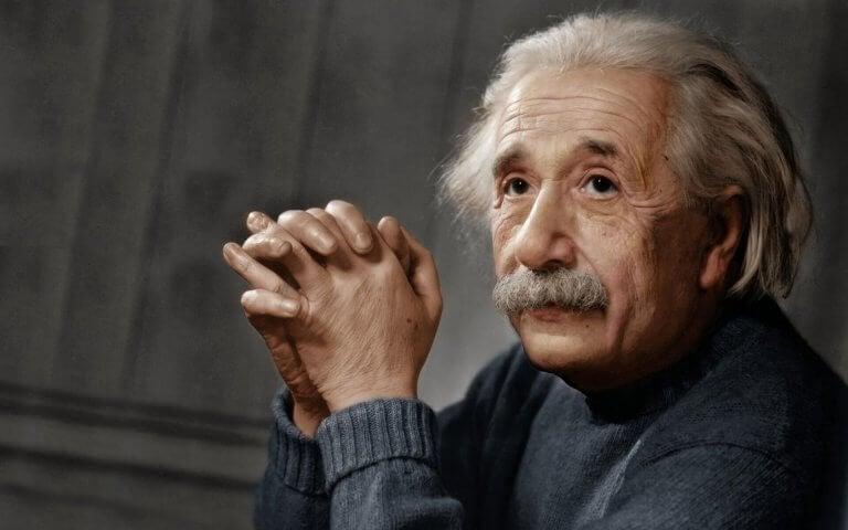 Albert Einstein tenía autismo altamente funcional
