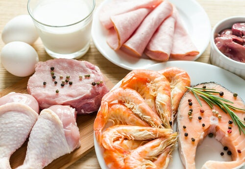 3 alimentos ricos en triptófano