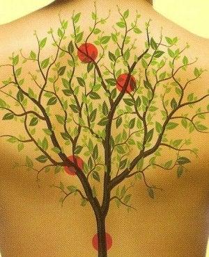 Imagen simbolizando Cómo afectan las emociones a la espalda