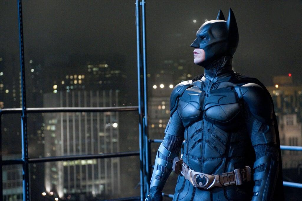 Batman en la noche