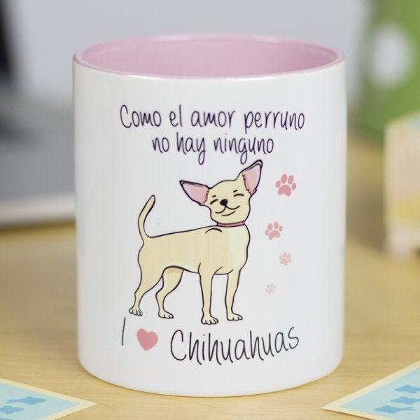 Taza de cafe y te