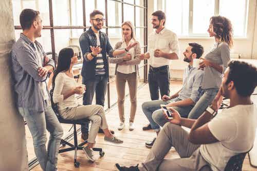 Claves para crear un ambiente de trabajo saludable