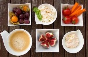 alimentos para mejorar el ánimo y energía a través del desayuno