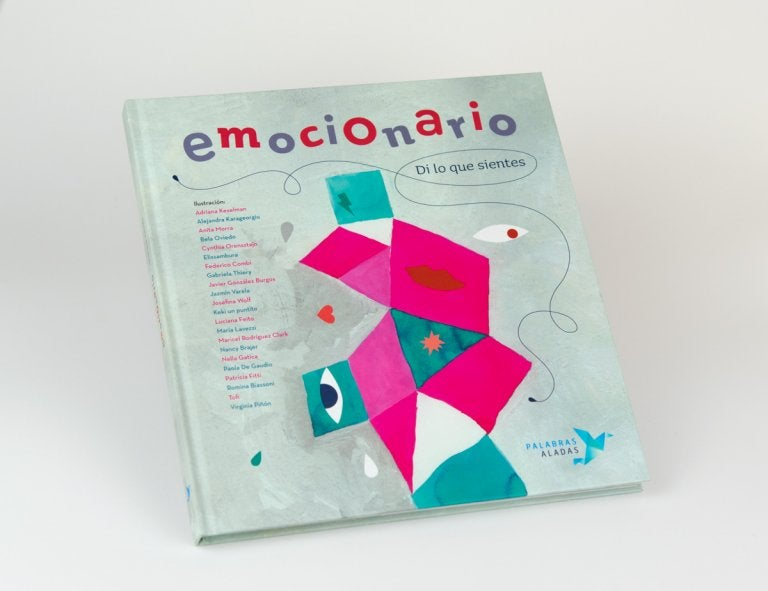 Emocionario, un maravilloso libro de educación emocional