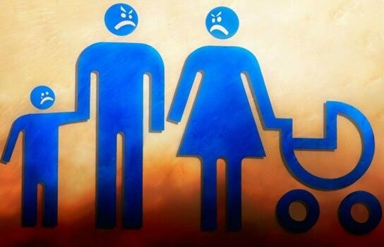 La familia invalidante, un lastre para el desarrollo personal