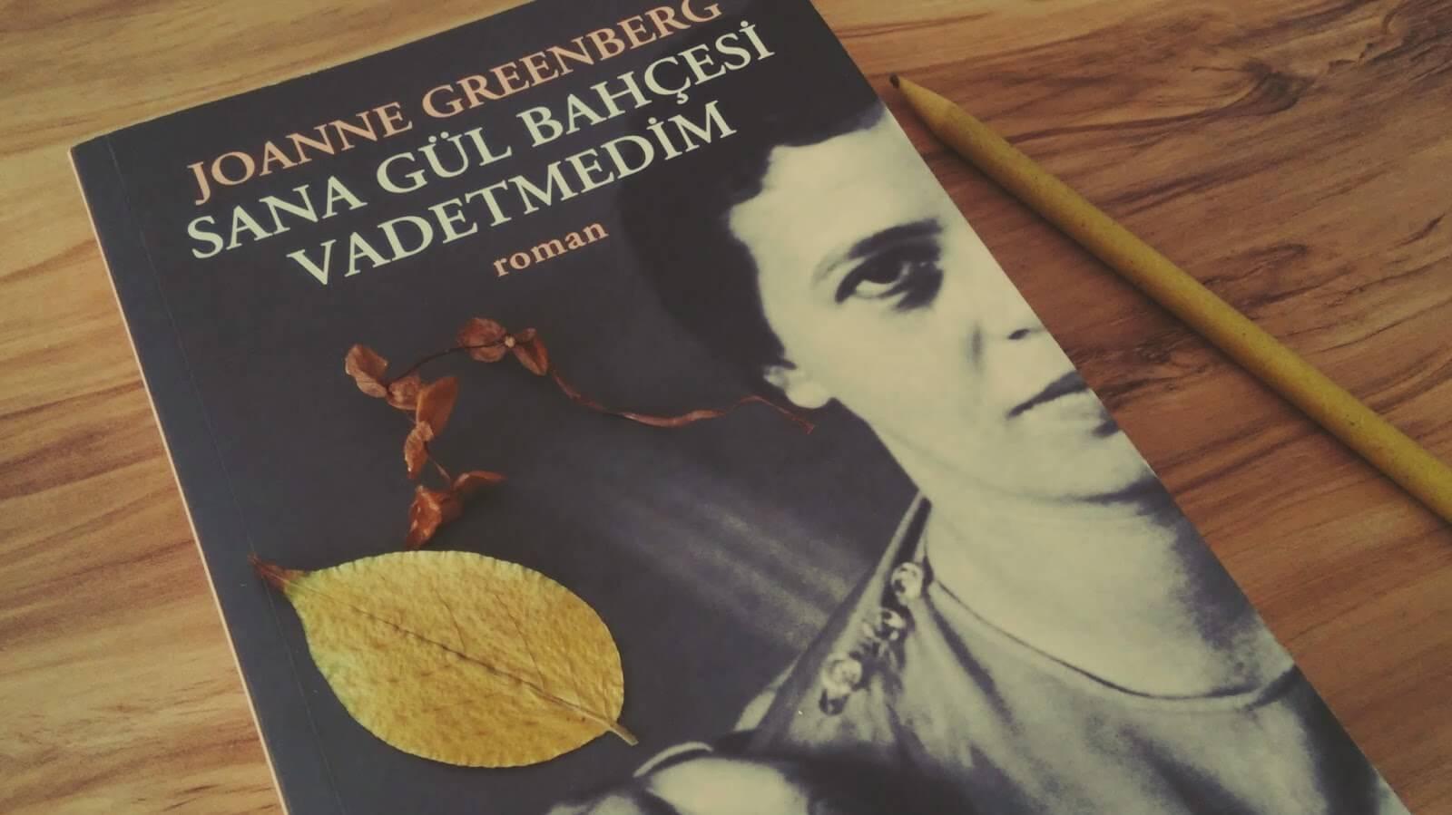 libro donde se explica la historia de Joanne Greenberg