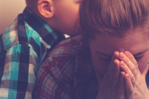Madres agotadas: el síndrome de burnout