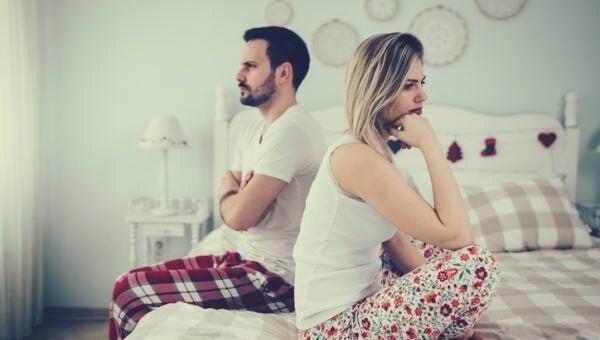 4 tipos de crisis comunes en las parejas estables