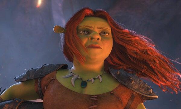 La Princesa Fiona, su propia heroína