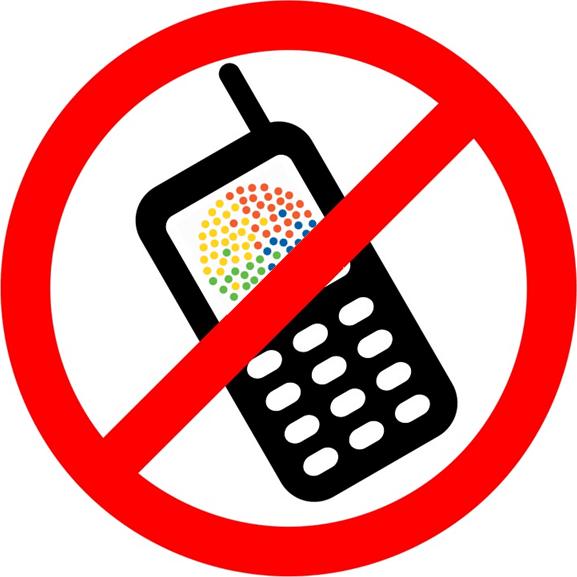 cerrar móvil para desconectar del trabajo