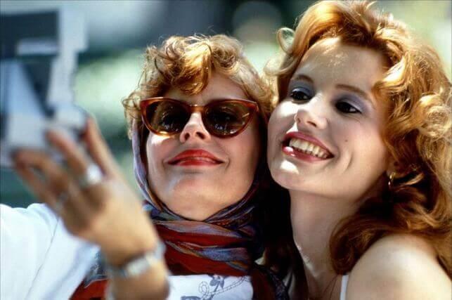 Thelma y Louise, un grito feminista en un mundo de hombres