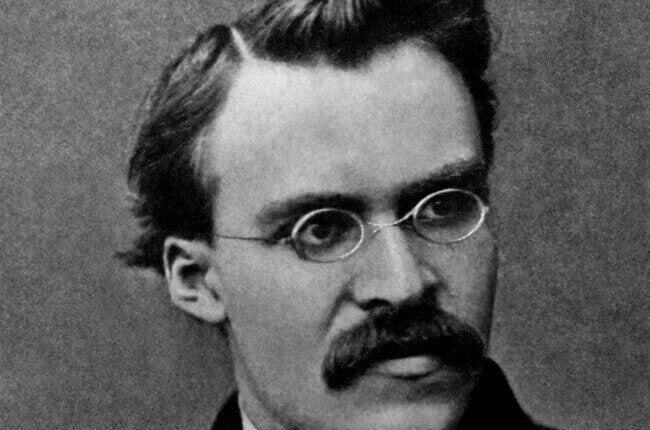 Foto de Nietzsche