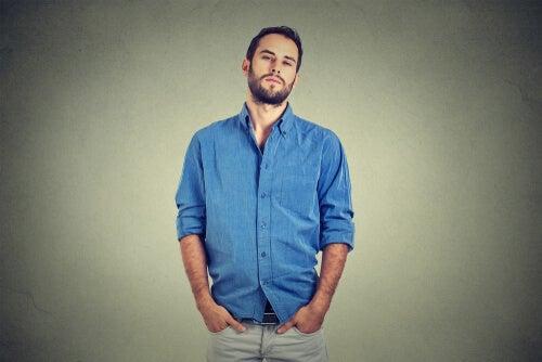 Personas arrogantes: cuatro características