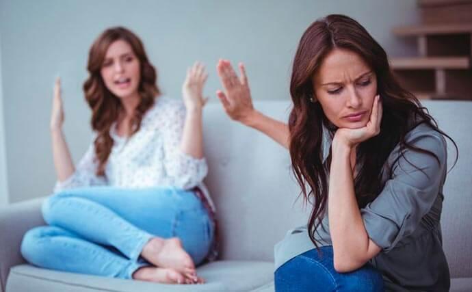 El arte de no perder la calma durante una discusión