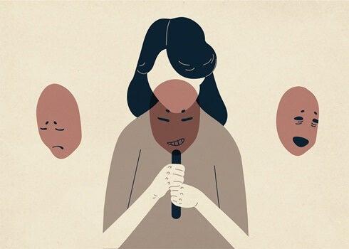 Las tres máscaras del narcisismo patológico
