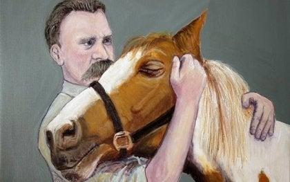 Por qué Nietzsche lloró abrazando a un caballo...