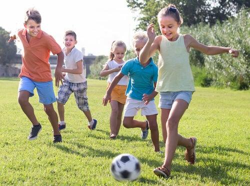 El Papel De La Psicologia En El Futbol Infantil La Mente Es