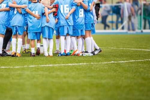 El papel de la psicología en el fútbol infantil