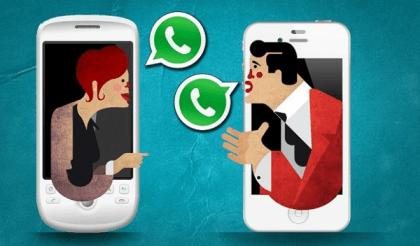 WhatsApp y pareja: las relaciones del doble check azul