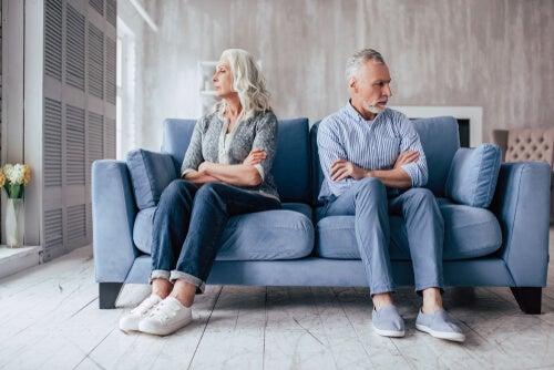 Divorcio en la vejez: 6 claves para superarlo