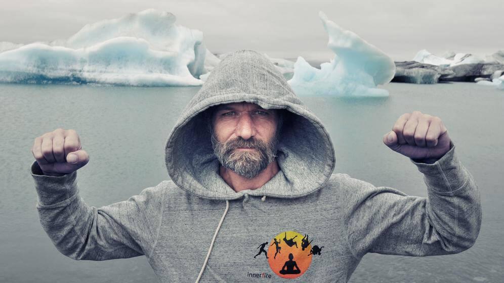 Wim Hof, el hombre de hielo holandés